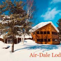 Air-Dale Lodge, hotel em Hawk Junction
