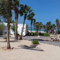 Villas, B&B Praia Chaves Boavista, hotel in Rabil