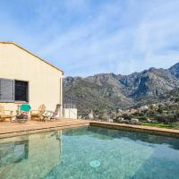 Nice home in Feliceto w/ Outdoor swimming pool and 4 Bedrooms