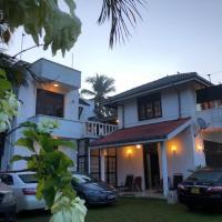 Sunset Beach Residence, hotel in Panadura
