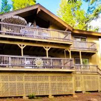 Cedar Ridge Retreat, hotel v destinaci Lake Almanor
