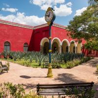 Hacienda Yabucu, hotel in Seyé
