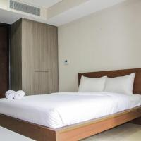 Spacious and Comfortable 1BR at Ciputra World 2 Apartment By Travelio