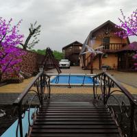 Гостиница Хаджох, отель в Каменномостском