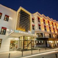 Kayhan City Hotel, отель в Бурсе