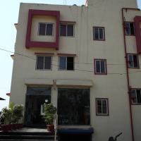 HOTEL JAGDAMBA, hotel near Aurangabad Airport - IXU, Aurangabad