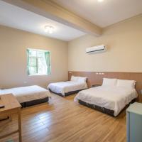 小琉球樂嶼日出民宿,小琉球的飯店