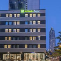 Holiday Inn Express - Frankfurt City - Westend, hôtel à Francfort-sur-le-Main