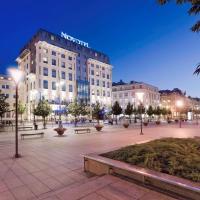 Novotel Vilnius Centre, ξενοδοχείο στο Βίλνιους