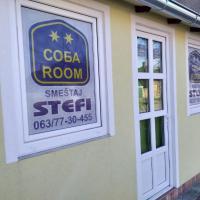 Stefi, hotel in Bečej