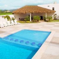 Casa cómoda, cerca de playa, aeropuerto, golf y marina