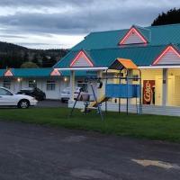 Lamplighter Motel, hotel em Kamloops
