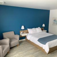 Motel Le Rond Point, hotel em Metabetchouan