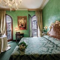 Hotel Marconi, hotel v Benátkách