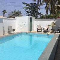 Anns Guesthouse BakauGambia, hotel in Bakau