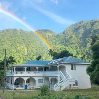 Soufriere Guesthouse, hotel in Soufrière