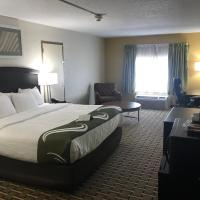 Quality Inn, hotel in Vincennes