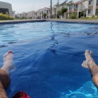 Vacaciones perfectas familia, amigos y diversion, готель у місті Alpuyeca
