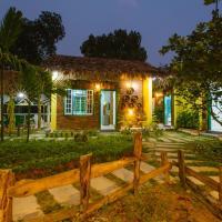 Pomelo Garden Homestay, hotel in Thôn An Vân Thượng