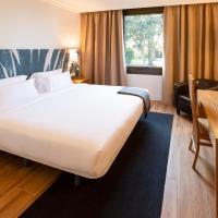Hotel Eden Park by Brava Hoteles, hotel a prop de Aeroport de Girona-Costa Brava - GRO, a Riudellots de la Selva