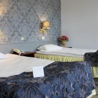 NB Hotel with Free Parking, viešbutis Rygoje