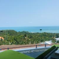 Villa Panoramic Ocean View - 2 Bedrooms, Hotel in Ko Samui