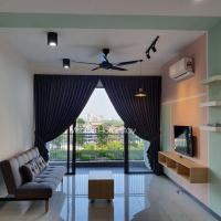 Family & Group Superb Pool View PG Sentral 8pax