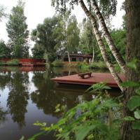 Rybolov pro děti a dospělé, hôtel à Lázně Bohdaneč