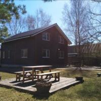 Дом для отдыха на Рыбинском водохранилище