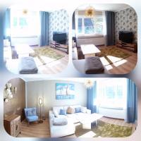 Marburg Apartment Mediterrane mit Kamin, Terrasse & Lounge