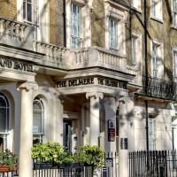 BEST WESTERN PLUS Delmere Hotel, hotel in Paddington, London