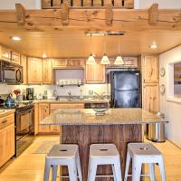 Updated Loon Townhome with Mtn Views and Ski Shuttle!