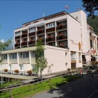 Das Hotel Sherlock Holmes, hotel in Meiringen