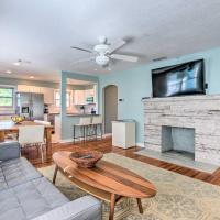 Modern Seaview House - 200 Yards to Daytona Beach!