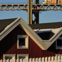 SJØHUS KVITNES 52, hotel near Harstad/Narvik Airport - EVE, Evenskjer