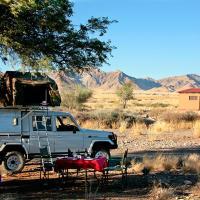 Namib Desert Campsite, hotel in Solitaire