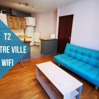 T2 centre ville Vienne