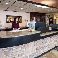 Dunvegan Inn & Suites, hotel em Fairview