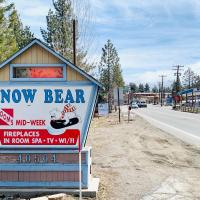 Snow Bear Lodge, hotel in Big Bear Lake