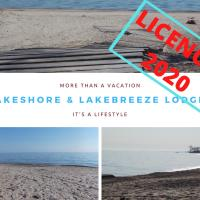 Lakeshore and Lakebreeze Lodges, hotel em Fort Erie
