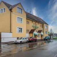 Hotel Pension u Mydlářů, hotel v destinaci Mnichovo Hradiště