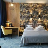 Hotel Szara Willa, hotel a Opole