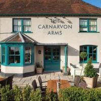 The Carnarvon Arms, hotel in Newbury