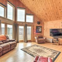 Family-Friendly Troy Getaway with Furnished Deck