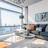 2BR Apartment at Index Tower - GuestReady
