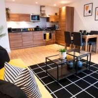 Modern Stylish Two Bedroom Apartment, Reading