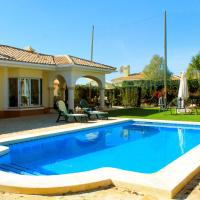 Holiday Home Bonalba Golf- Urb- Los Naranjos, hotell i Muchamiel