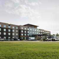 Pomeroy Inn & Suites Prince George, hotel em Prince George