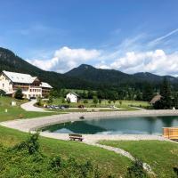 JUFA Hotel Gitschtal, hotel in Weissbriach