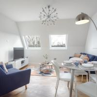 Stylish & Modern: Central Hitchin - with Parking, hotel in Hitchin